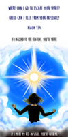 Psalm 139 [Song Illustration] by rainewhisper