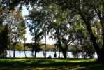 A lazy afternoon at the lake by rbompro1