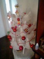 Our Christmas tree by MeSadChild