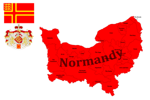 Normandy (mapping) by DimLordofFox