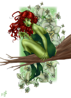 Poisonous Flowers by MordredsLullaby