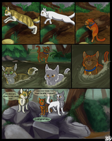 Warriors into the wild: Page - 19 by SassyHeart