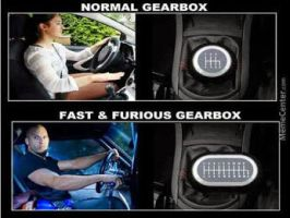 Fast and Furious gearbox by cosenza987