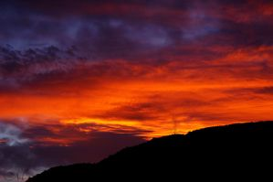 Set the Sky Aflame by MLynnK