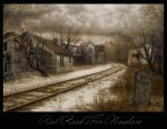 Railroad for Nowhere by Ecathe