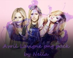 Avril png pack by MarinellaNella