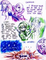 SPOILERS--Skyward Sword Time Travel WHAT??? by Tavoriel
