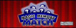 Magic Memory Match Logo by istudio327