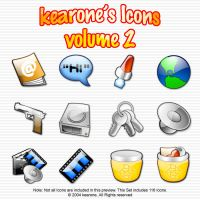 kearone's Icons volume 2 by kearone