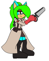 Medic Starfall :flat colored: by scifiEnchantress