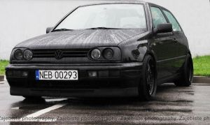 VW Golf mk. III by JJx95