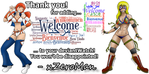 Welcome and thanks for watching by xZeroMan