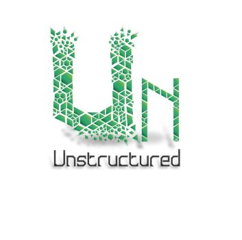 Unstructured Data Logo by WallHaxx