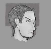Face Practice, Male by TheKunka