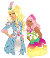 Collab    EAH Dress Up by GlitteredWing
