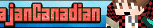 BajanCanadian Button by Mario28037