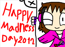 madness day 2012 by marponnamadness2