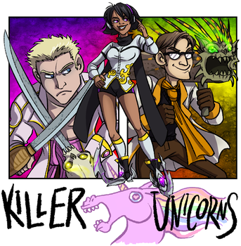 TiH: Killer Unicorns by Bilious