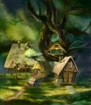 Tree house by yaocchi