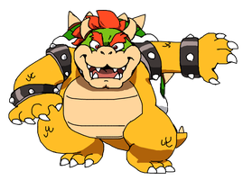 Good Ol' King Of Koopas by DrakoNekoshi