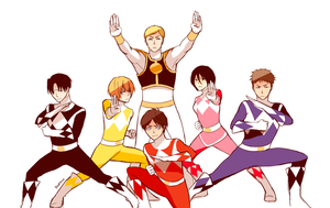 It's morphin time! by 4Dreams