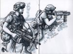Scan Soldiers Alta by RV5T3M