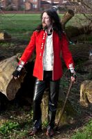 Red Coat stock 1 by Random-Acts-Stock