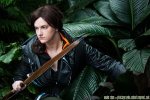 The Girl from District Twelve by finalmemories