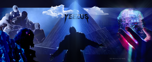 Yeezus The Movie Wallpaper by PADYBU