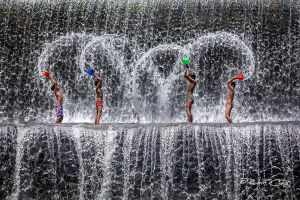 .:Bali Water Art:. by RHCheng
