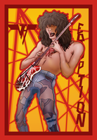 Eddie Van Halen - Eruption by CheekyFF
