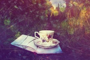 Cup of Tea and a Story Maybe? by UntamedUnwanted