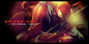 Spider-Man Simple C4D Style by Oneiros1987