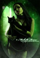 A Drop of Poison by michelle--renee