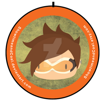 Tracer Pin by ShowtimeandCoal