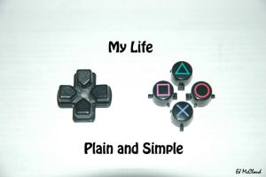 My Plain and Simple Life by ejizzle4550