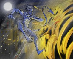 NightCrawler by Aexys