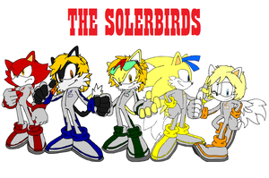 The Solerbirds .:Captains:. by BingotheCat