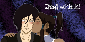 Deal with it! by IveWasHere