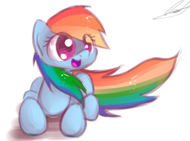 Me, Myself and I think you should have some Dash. by StrangeMoose
