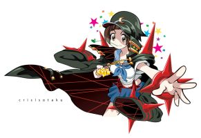 Mako Mankanshoku by yourcris