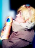 Ezreal - League of Legends Cosplay by kai-cross