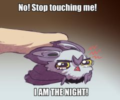 Noibat is the night by biscuitcrumbs