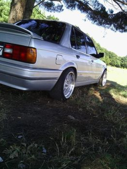 New Bodykit Bmw E30 by srkn