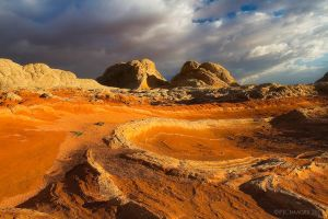 Baked Earth by PeterJCoskun