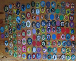 My Pog/Pin etc. Collection (21/06/2014) by SuperMaster10