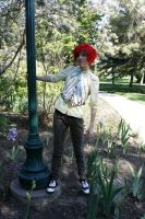 A Walk in the Park by lazy-neko-cosplay