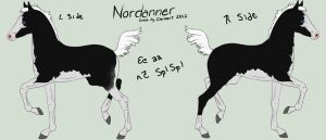 Nordanner Design Holder - #3531 by RW-Nordanners