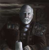 Game of Thrones: Mormont by Adzerak