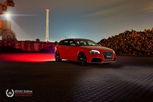 Audi RS3 by DimitriBokowPhoto